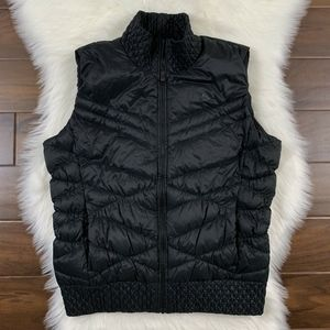 Nike Cascade Quilted Goose Down Puffer Vest Jacket